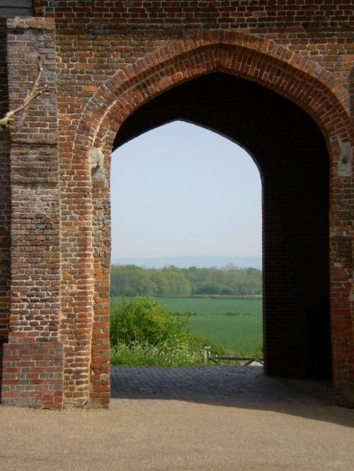 Sissinghurst Gardens Archway