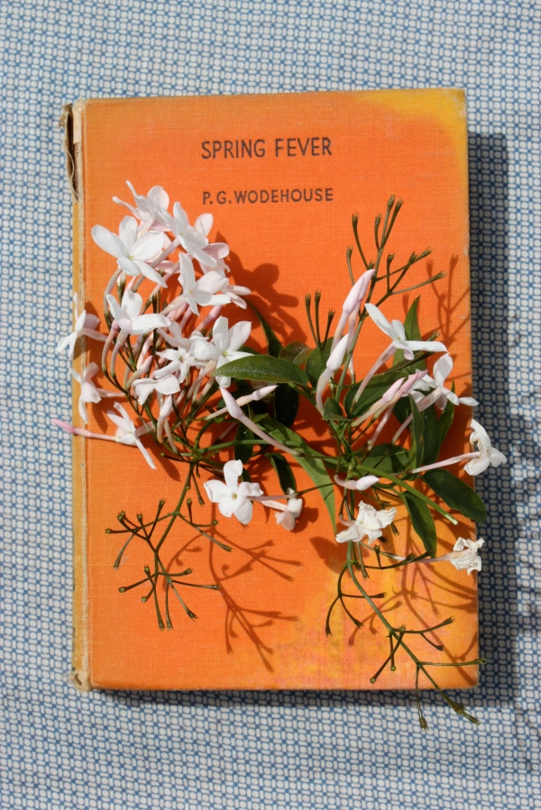 Spring Fever by PG Woodhouse & jasmine